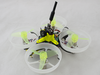 Rakonheli 40mm 3 Blade Transparent Propeller (2CW+2CCW; 1.0mm Shaft) (Yellow)