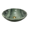 NATURAL STONE BATHROOM BASIN - PEARL GREEN - BST80