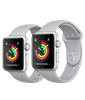 MQL02 - Apple Watch Series 3 Silver GPS 42Mm - Mới 100%