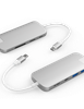HyperDrive Slim 8in1 USB-C Hub Macbook, PC