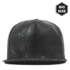 Nón hiphop FL BIG Contour pattern BK/BK