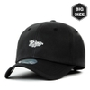 FB039 BIG-Coating denim ballcap WH/BK