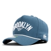 [M] Nón Dtyle BROOKLYN blue FL348