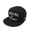[outlet] Nón hiphop COCAINE&CV black/white