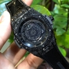 HUBLOT BIG BANG SANG BLEU ALL BLACK DIAMONDS 39 MM 465.CS.1114.VR.1200.MXM18  New Full Box giá 19,x00$