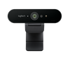 Webcam Logitech BRIO với Video Ultra HD 4K