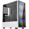 XIGMATEK ARTEMIS WHITE (EN43101) - GAMING ATX, 2 SIDE TEMPERED GLASS, NO FAN