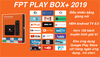 Android Tv Box FPT PLAY BOX + 2019