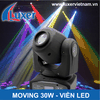Moving 30W - Led viền