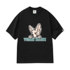 Young Green Sphynx Tee