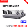 Gói camera HDTVI Hikvision 5.0 MP