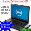 Laptop Dell insprion 3567