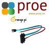Cable SATA cho Orange Pi