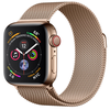 Apple Watch Series 4 Mặt Thép 44mm Dây Thép Milanese
