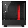 NZXT H500i (  BLACK / RED / BLUE )