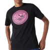 Converse Mountain Club Patch T Shirt - Black