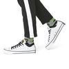 Giày Converse Chuck Taylor All Star Faux Leather Photon Dust