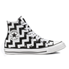 Giày Converse Chuck Taylor All Star Glam Dunk Hi - White / Black