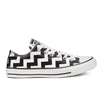 Converse Chuck Taylor All Star Glam Dunk Low - White / Black