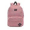 Vans Old Skool II Backpack Checker Red