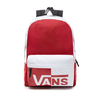 Balo Vans Sporty Realm BA Backpacks Racing Red
