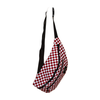 Túi Vans Ranger Waist Pack Checker Racing Red