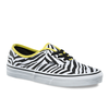 Giày Vans Authentic Zebra Green Sheen True White