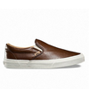 Vans Slip-On Lux Leather Brown