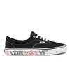 Giày Vans Era Checker Logo Black
