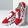 Giày Vans Old Skool Mix Checker Chili Pepper