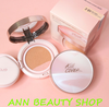 Phấn nước Clio Kill Cover PINK GLOW CREAM CUSHION  SPF40 PA++ - Date 5/2022