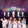 Lightstick Exid fanmade