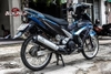 Tem xe Exciter 135 Shoei Blue