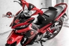 Tem xe Exciter 135 Red Black Decepticon