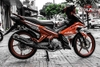 Tem xe Exciter 135 Orange Shark