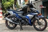 Tem xe Exciter 135 Blue Beat