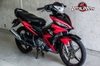 Tem xe Exciter 135 LC Red and Black