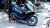 Tem xe PCX Blue Lighting