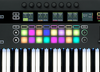 Novation 49SL MKIII keyboard Controller-NYAUDIO