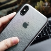 Dán Skin IPhone 7 Plus| 8 Plus | Màu Xám Xước (Brusher Steel)