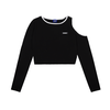 DKMV LS Shouder Cut Out-Black