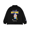 DKMV Jacket Baseball-Black