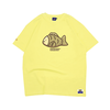 DKMV Tee Fish Cake-Yellow