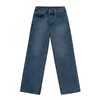 DKMV Thigh Destroyed Jeans-Blue