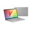 Asus Vivobook S431FL-EB145T (Transparent Silver) | i5-8265U | 8GB DDR3 | 512GB SSD + 32GB Opt. | GeForce MX250 2GB | 14