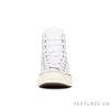 Converse Chuck Taylor All Star 1970s White High