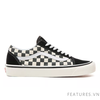 Vans Old Skool Anaheim Factory 36 DX Black Checkerboard