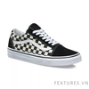 Vans Old Skool Primary Checkerboard