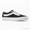 Vans Bold Ni Black White - Ship US