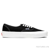 Vans Vault OG Authentic LX Black White - Ship US